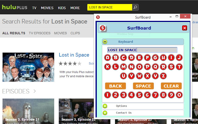 SurfBoard 6.2