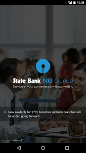State Bank NoQueue- screenshot thumbnail