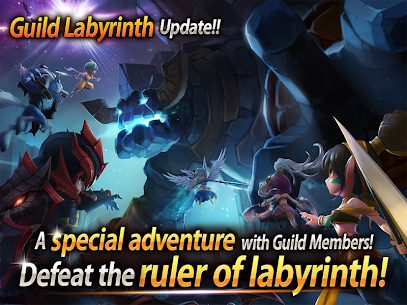 Summoners War Mod 5.3.9 Apk [God Mod/High Attack] 1