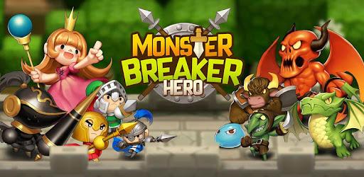 Resultado de imagem para Monster Breaker Hero