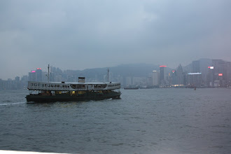 Photo: Day 200 -  On Star Ferry on the Way Home #2