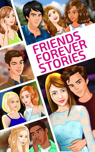 Friends Forever : Choose your Story Choices 2019 3.0 screenshots 7