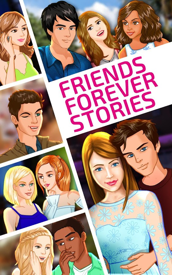 Friends Forever Stories- screenshot