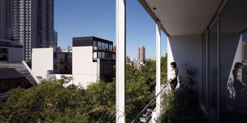 Edificio Once de Septiembre - Estudio Adamo-Faiden