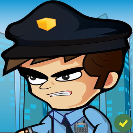 Robber Run Police HD