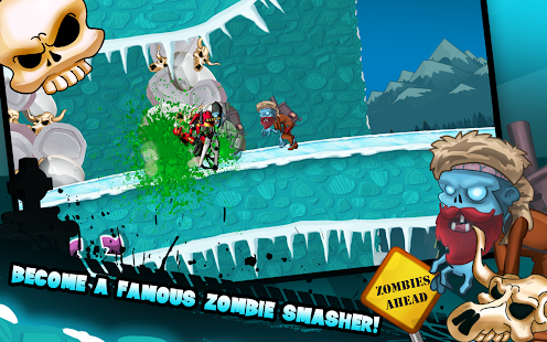 Zombie Shooter Motorcycle Race 3
