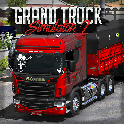 Grand Truck Simulator 2 (GTS 2) - Novidades