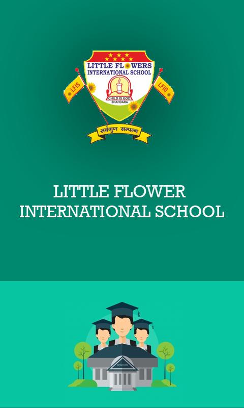 Скриншот Little Flowers International School