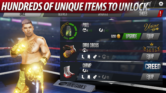 Real Boxing 2 ROCKY Mod 1.9.9 Apk [Unlimited Money/Stamina] 5