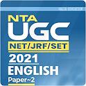 UGC NET ENGLISH LITERATURE PAPER-2 ( NET/JRF/SET) icon