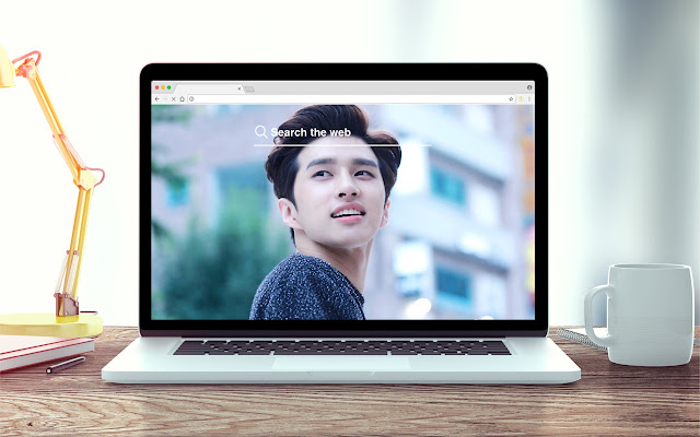 Vixx Ken New Tab Theme