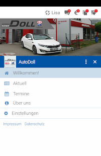 Autohaus Rainer Doll - náhled