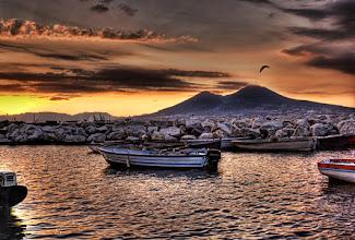 Photo: Mt. Vesuvius