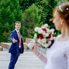 Wedding photographer Vitaliy Tarasov (Vitas). Photo of 07.08.2017
