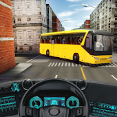 City Bus 3D Driving Simulator