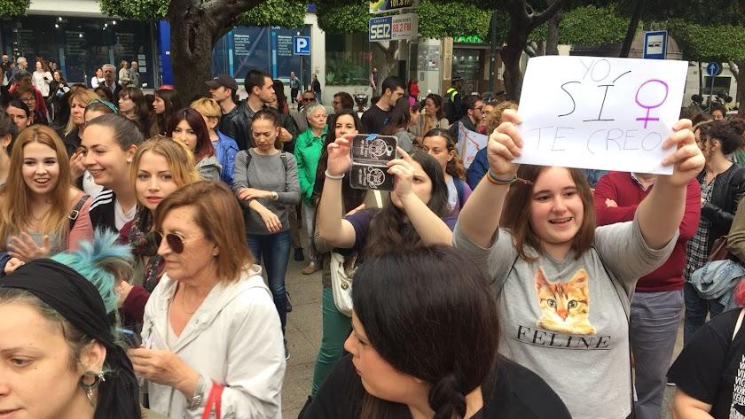 Hoy, manifestación por la violencia machista