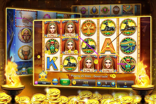 Slots™ - Pharaoh's Journey - screenshot