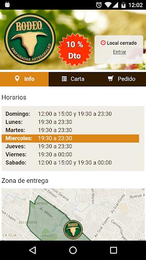 Empanadas Rodeo  screenshots 2