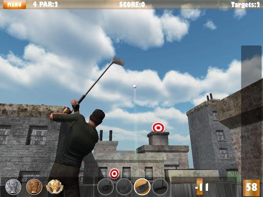 3D Urban Golf - Lite