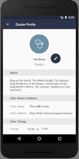Navia Doctors: Patient Engagement Platform- screenshot thumbnail