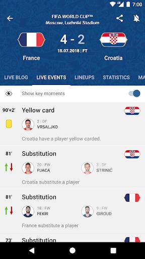FIFA - Tournaments, Soccer News & Live Scores 4.3.72 screenshots 4