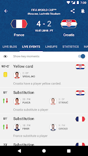 FIFA Tournaments, Soccer News & Live Scores 4
