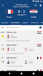 FIFA Tournaments, Soccer News & Live Scores 4