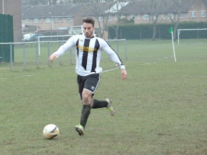 Photo: 23/02/13 v Aslan (Herts Senior County League Div 1) 1-4 -contributed by Bob Davies