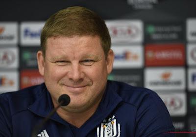 """Hein Vanhaezebouck : """"Cette équipe de Waasland-Beveren gagne peu mais il n'est pas facile de la battre"""""""