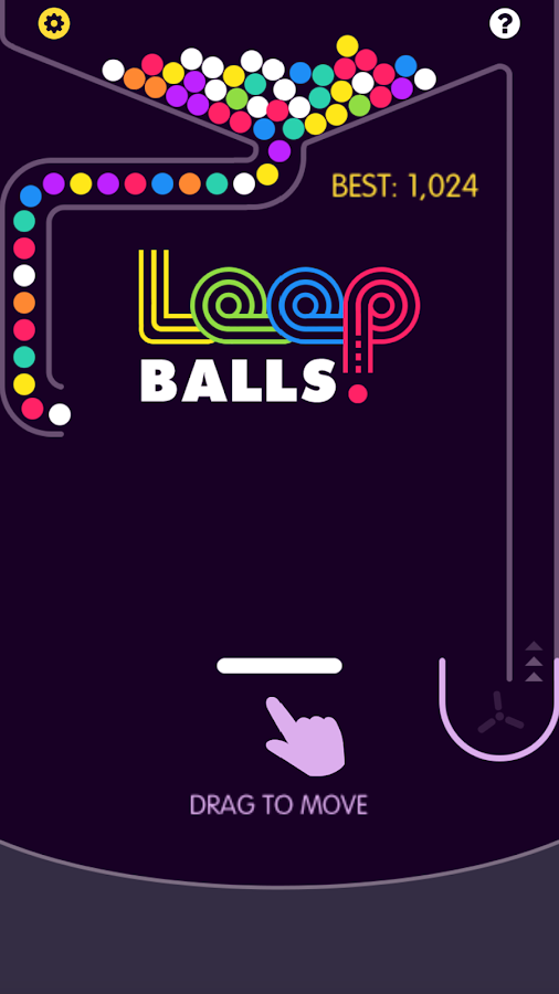 Loop Balls- screenshot