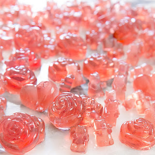 Rosé Champagne Gummy Bears Recipe
