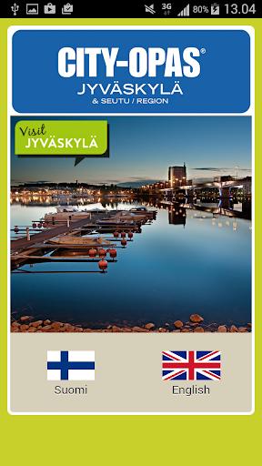 CITY-OPAS Jyväskylä Region