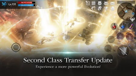 Lineage2 Revolution APK screenshot thumbnail 2