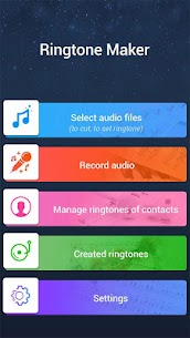 MP3 Cutter and Ringtone Maker App Download for Android 3