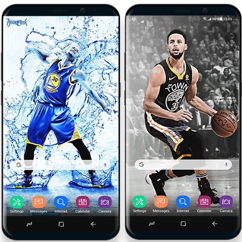 About Stephen Curry Wallpapers NBA 2018