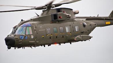 Photo: EH-101 Merlin (Dania)