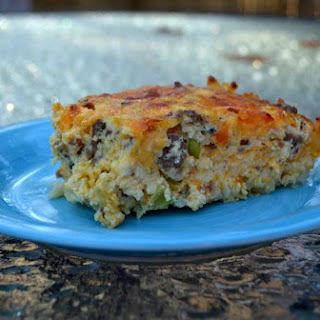 The Best Secret Ingredient Breakfast Casserole