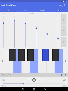 OMC Sound Player Pro- screenshot thumbnail