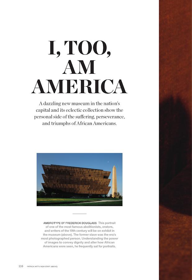 National Geographic Magazine- screenshot