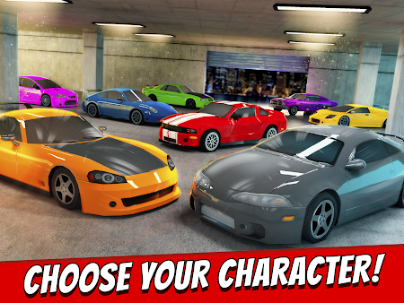 Extreme Fast Car Racing Game 1.6.1 screenshot 480523