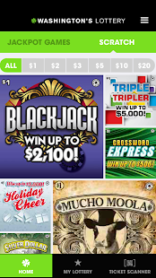 Washington's Lottery- screenshot thumbnail