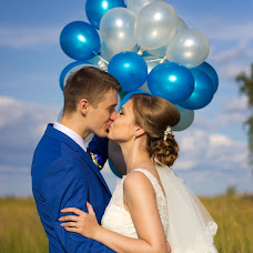 Wedding photographer Marina Baryshnikova (Ramino4ka). Photo of 08.08.2015