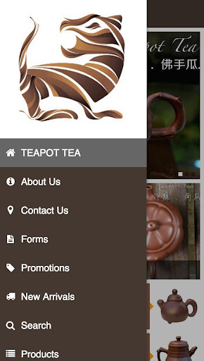 Teapot Tea