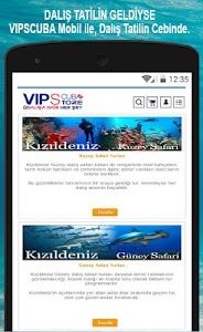 Vipscubastore.com screenshot 0