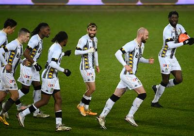 Fin de l'hémorragie, mais pas encore d'euphorie pour Charleroi
