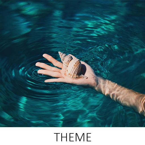 Material Pixel Theme