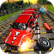 Speed Bump Car Crash Simulator: Beam Damage Drive APK Descargar
