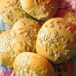 High Protein Bread Rolls.