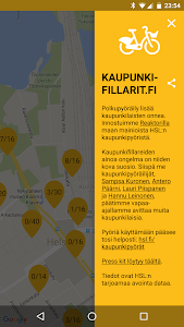 Kaupunkifillarit.fi screenshot 0