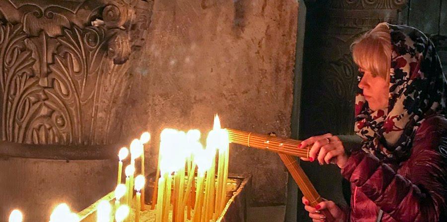 В Храме Гроба Господня. Отзыв об экскурсии в Иерусалиме и Вифлееме.